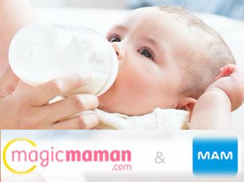 Opération Spéciale MAM X Magicmaman gmc media