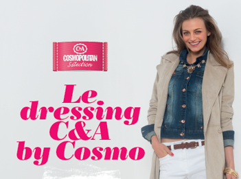 Opération Spéciale C&A X Cosmo Season 2 Opération Spéciale C&A X Cosmo cosmopolitan season 2 gmc media