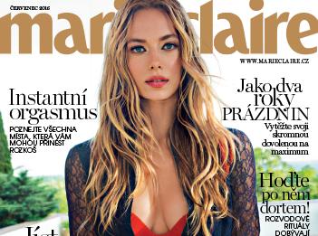 Marie Claire International Czech Republic