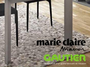 Opération Spéciale Gautier X Marie Claire Maison gmc media