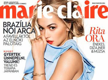 Marie Claire International Hungary gmc media