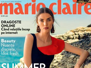 Marie Claire International Romania gmc media