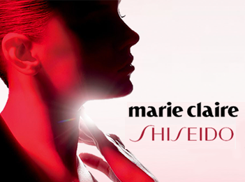 Opération Spéciale Shiseido X Marie Claire gmc media