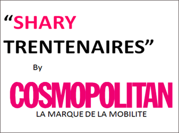 Shary Trentenaires by Cosmo