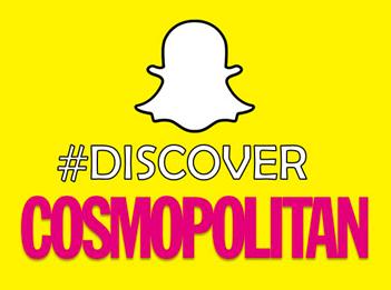 Offre Snapchat Cosmopolitan