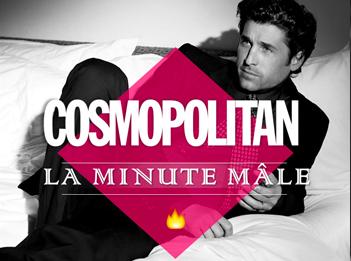 Offre La minute mâle Cosmopolitan