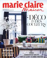 marie claire maison couverture magazine