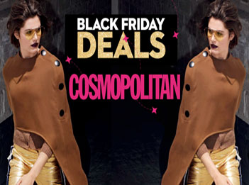 Black Friday Deals Cosmo