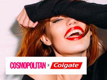 COSMO X COLGATE