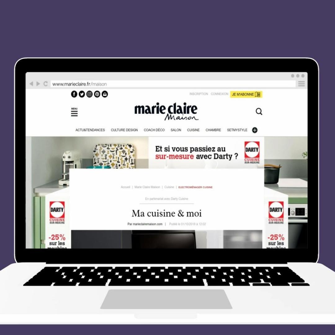 Grand Prix des Strategies médias 2019 - La campagne « Ma cuisine & moi »